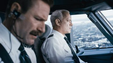 Sully de Clint Eastwood avec Tom Hanks , Aaron Eckhart