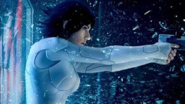Ghost in the shell de Rupert Sanders avec Scarlett Johansson