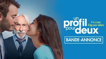 «Un Profil pour deux» de Stéphane Robelin avec Pierre Richard