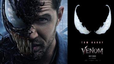 «Venom» de Ruben Fleisher avec Tom Hardy