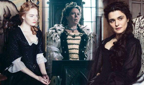 « The Favourite » de Yórgos Lánthimos