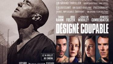 «Désigné Coupable» de Kevin Mc Donald avec Tahar Rahim, Jodie Foster , Shailene Woodley …